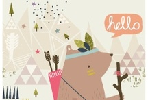 Illustration // Woodland Animals