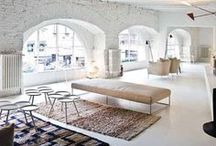 Interior Inspiration / Beautiful interiors - head over to www.setthat.com for fabulous products to uplift and invigorate your home spaces!  / by Set That