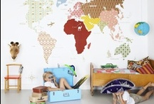 Kids: Decoration & Good Ideas / Beautiful, or just useful, decoration ideas for our kids