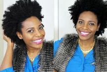Best of VeePeeJay / Natural Hair (4b, 4c) Tutorials & Styles , Beauty & Events