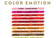 Colors and Fonts / by Courtney Gabrielson