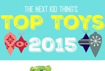 Best Toys of 2015 / The best toys with awesome play value.