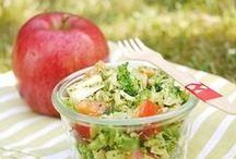 Schmackofatzo-Salate / Salad-Lovers get together!