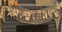 Halloween Interiors