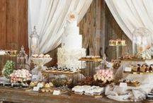 Wedding Dessert Bars!