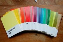 D / Colors / by Sarah Kleemann