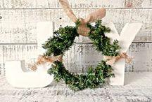 Wreaths / by Marci Allen