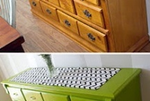 DIY Home Projects / by Michelle Wood