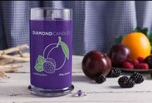 Ring Candles / Our gorgeous Soy Candles from Diamond Candles. Check them out and see what you think! Want one for yourself? Click through to our website or repin and tag your friend/significant other to drop the hint!