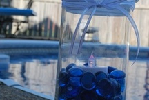 Jar Reuse Ideas / Here are some interesting ways to reuse your Diamond Candle jar after you've used up the candle. We'll keep updating this board as customers send us pictures of their innovative ideas.