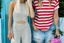 Dress Up.    Fashion & Clothes / Up to date fashion for all seasons from a fashion-obsessed college girl  / by Sara Batchelder