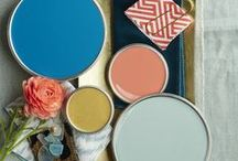Color Palettes / by Marci Allen