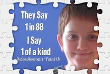 Autism Resources, Sayings, & Know-How / by Katrina Moody