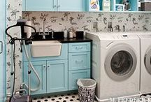 Laundry Room Inspiration / by Marci Allen