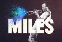 Miles  / by Lacey Buckley
