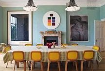 dining rooms / by Maggie Baker