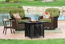 Patio / Create an outdoor oasis with stylish patio furniture from Shopko! With a variety of classic and modern designs, you'll find the right patio sets for your space! Relax in comfort with cushions, weather resistant ottomans, and swivel chairs. Enjoy a delicious dinner on the patio with a glass top outdoor dining table and umbrella. Catch some shade with an adjustable canopy pergola or soak in the Vitamin D on a comfortable lounge chair. Everything you need to enjoy the warm weather is at Shopko!