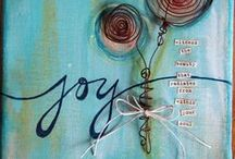 Art Journaling / by Marci Allen