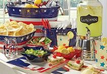 Americana / Celebrate the Red, White & Blue!