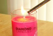 Crystal Clear Reviews / Having a little trouble deciding whether or not Diamond Candles are right for you? Well we've decided to give you a little help with your decision. Each of these pins is linked to a blog post where a blogger gives you their honest opinion of Diamond Candles. No bloggers have been compensated beyond candles being provided by Diamond Candles for their honest review. Every opinion in these blogs is the opinion of the bloggers alone and Diamond Candles has no control over their points of view.