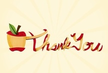 Thanks / Just a way for us to say thank you to anyone out there who helps change education. A HUGE thank you!