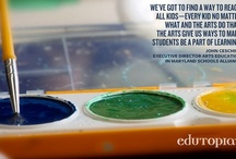 Arts Integration / Useful resources/ideas on how you can integrate the arts into the classroom. / by edutopia