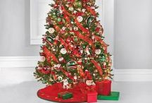 Oh Christmas Tree / Creative Christmas tree decor ideas can be found at Shopko! We have beautiful ornaments, festive ribbons, glittery tree toppers and more!