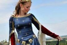 Fantasy costuming