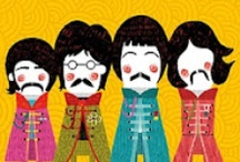 Beatles / by Camila Andrade