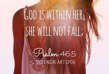 bible quotes / by Sarah Kleemann