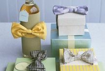 Gift wrapping / by Ildiko Vigh