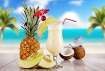 Hawaiian Coconut / All thing coconut:Food, home decor, etc.! We're cuckoo for coconut!