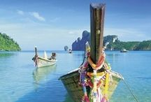 Trip to Thailand / by Monica Ballash