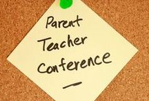 Parent-Teacher Partnerships / Check out these great resources for communication between students' parents and their teachers. :)