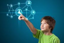 Digital Citizenship. / We've teamed up with Common Sense Media to compile some of the best resources for parents, teachers and administrators to guide students to become positive digital citizens and leaders. / by edutopia