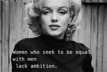 Inspiring Women.