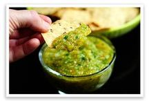 Satisfying salsas and dips / by Ami Bunker