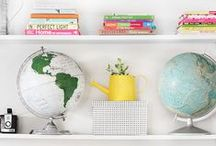HOME SWEET HOME / Let's get cosy and find our home sweet home with beautiful places and spaces around the world !