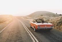 ROAD TRIP / On bike, motorbike, car, van or even bus, tribute to all the road trip & landscape lovers !