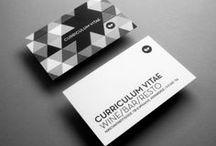 D / Cards&Logos&Resumes / by Sarah Kleemann