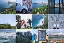 INSTAGRAM / Travel selection on Instagram. Follow my adventures @madebymaider =>>>  http://instagram.com/madebymaider