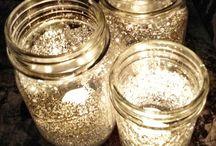 Mason Jar Ideas / by Lithea Beck