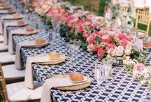 Set the Table / Stylized Table Settings / by Mecox Gardens