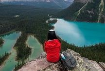OUTDOOR GIRLS / Inspiration for outdoor girls and mountains lover