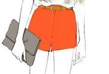 FI / Fashion Illustration, designer sketch