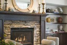 Decor: Fireplaces