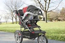 Baby On The Go / Get outside and take baby with you! From strollers to car seats, #shopko has it all. / by Shopko