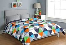 2016 Dorm Room: Triangles / Back to Campus 2016: Best. Room. Ever. / by Shopko