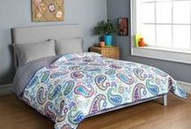 2016 Dorm Room: Simple Paisley / Back to Campus 2016: Best. Room. Ever. / by Shopko