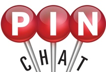 #PinChat / Weekly Twitter chat founded by Kelly Lieberman (Twitter @tribe2point0) to discuss best practices, new uses, tools, highlight brand usage, personal/professional use and share our passion for Pinning. This board highlights recent guests on PinChat, upcoming guests, and articles about PinChat. Join #Pinchat Wednesdays at 9PM ET